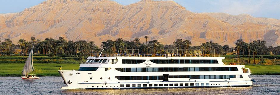 Nile cruise deals 2018